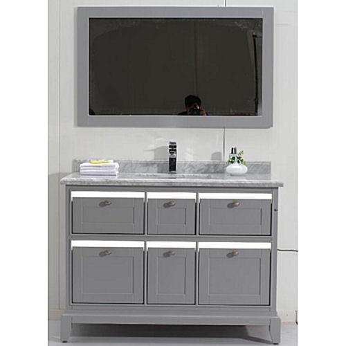 Prosource of tulsa bathroom decor appealing black rectangle modern marble bathroom vanities - Bathroom cabinets tulsa ...