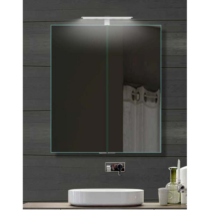 Top LED Light Mirror Cabinet MC013, MC014, MC015